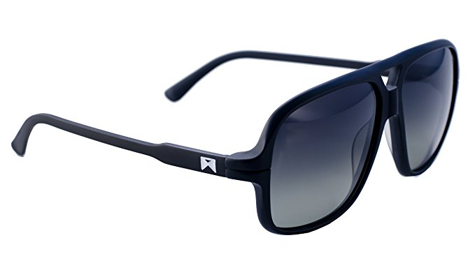 Normally $165, these titanium sunglasses are 40 percent off today (Photo via Amazon)
