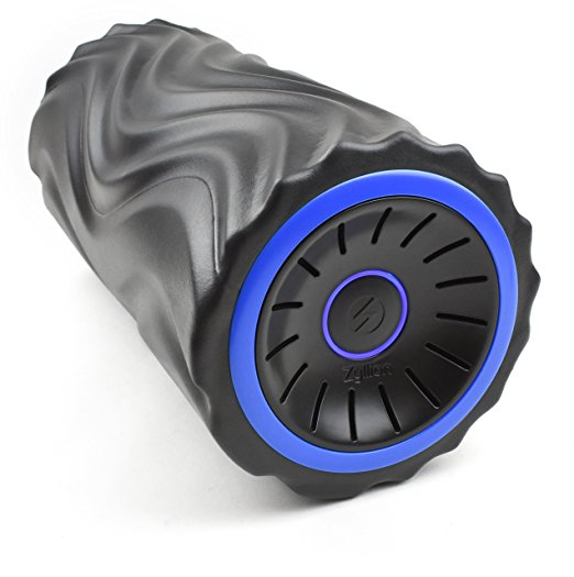 Normally $150, this vibrating foam roller massager is 52 percent off today (Photo via Amazon)