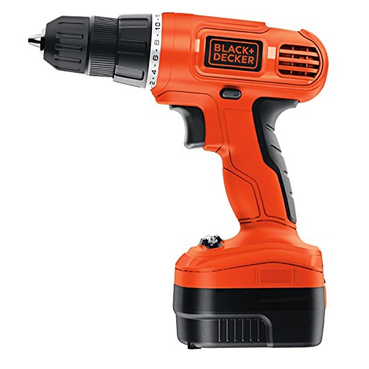 Normally $60, this 12-volt cordless drill is 50 percent off today (Photo via Amazon)