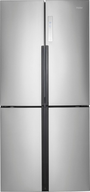 Normally $1250, this refrigerator is $360 off (Photo via Best Buy)