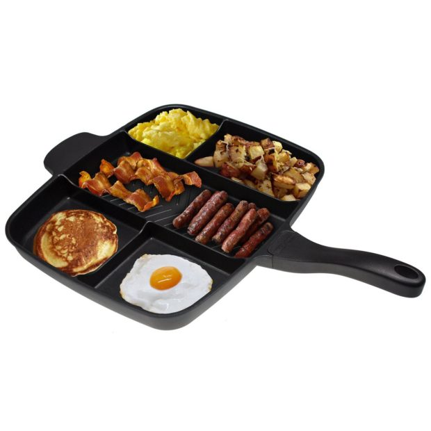 There's no reason to not have a gourmet breakfast now (Photo via Amazon)
