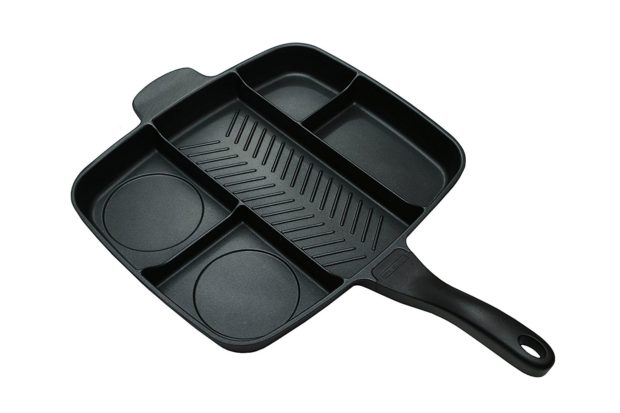 You'll never need another pan again (Photo via Amazon)