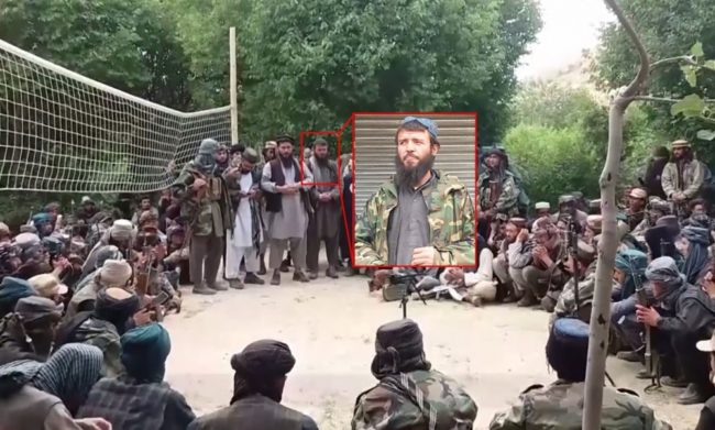 A U.S. airstrike killed Qari Hikmatullah and his bodyguard in Bal Chiragh district, Faryab province, Afghanistan, Apr. 5, 2018. At the time of his death, Hikmatullah was the senior ISIS-K commander and the main facilitator of ISIS-K fighters into northern Afghanistan. Photo courtesy NATO Special Operations Component Command-Afghanistan