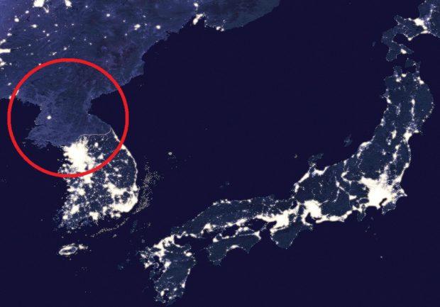 North Korea Shutterstock/lavizzara