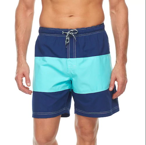 Normally $30, these swim trunks are 40 percent off (Photo via Kohls)