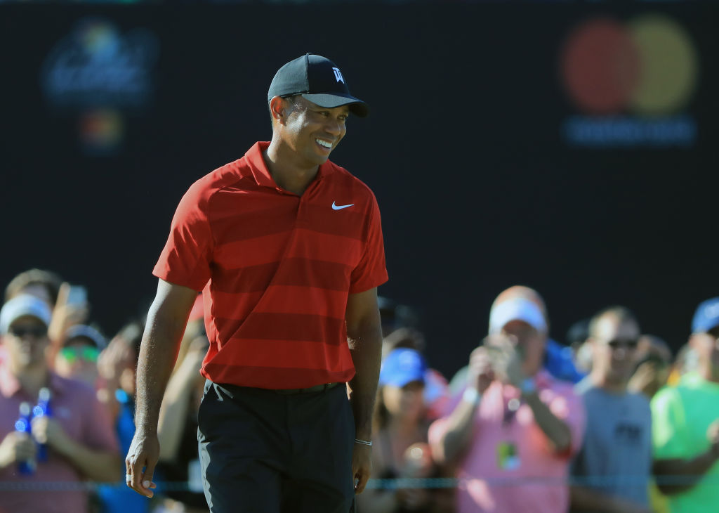 1dbdcdc4 Nike's Tiger Woods Montage Will Have Everyone Pulling For Him This ...