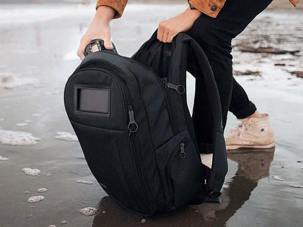 Normally $270, this anti-theft backpack is 44 percent off