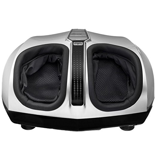 Normally $200, this shiatsu foot massager is 45 percent off today (Photo via Amazon)