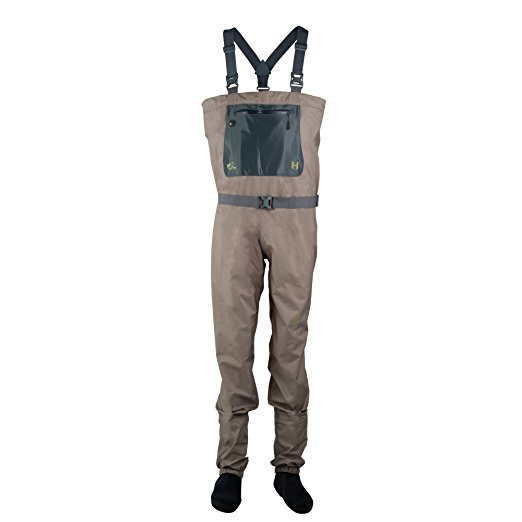 Normally $100, these waders are as much as 41 percent off depending on size (Photo via Amazon)