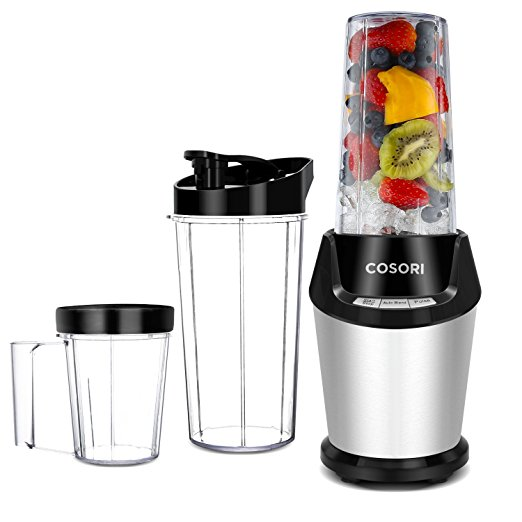 Normally $70, this personal blender is 30 percent off today (Photo via Amazon)