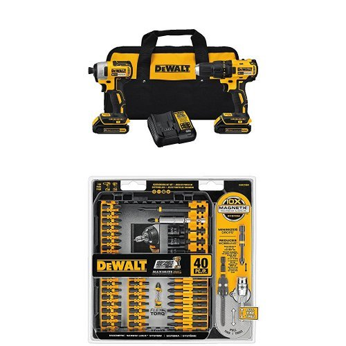 $235 when purchased separately, these tools are 30 percent off as a bundle today (Photo via Amazon)