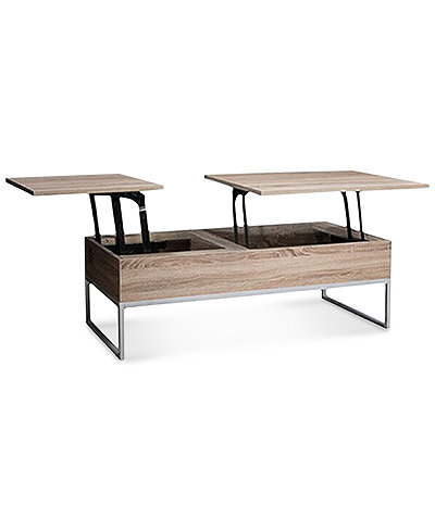 Normally $355, this coffee table is 55 percent off (Photo via Macy's)