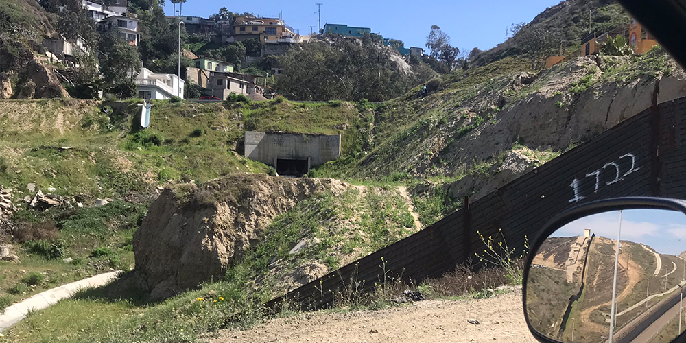 Gypsies in Southern California along the border. (Morgan Murtaugh)