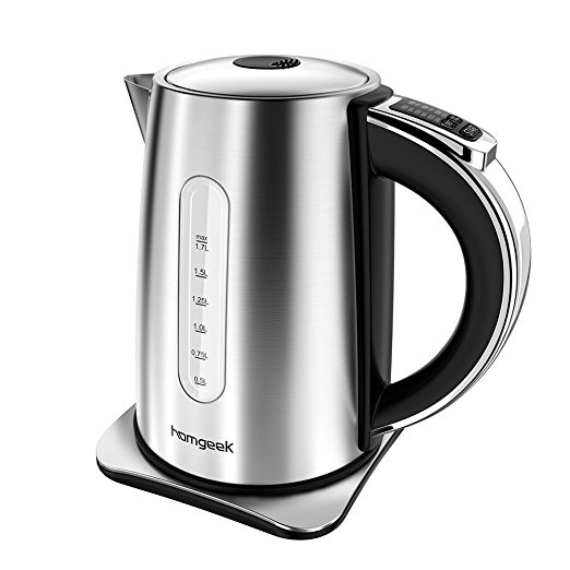 Normally $40, this electric kettle is 30 percent off with this code (Photo via Amazon)