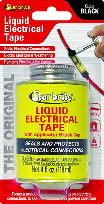 Normally $13, this liquid electrical tape is 60 percent off today (Photo via Amazon)