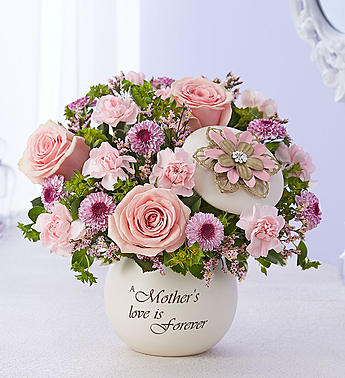 Normally $60, this Mother's Day bouquet is 50 percent off with the code DAILYCALLER (Photo via 1800flowers.com)
