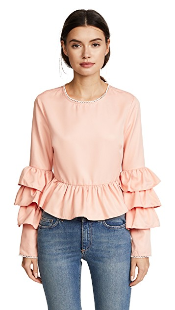 Normally $80, this blouse is 70 percent off (Photo via Shopbop)