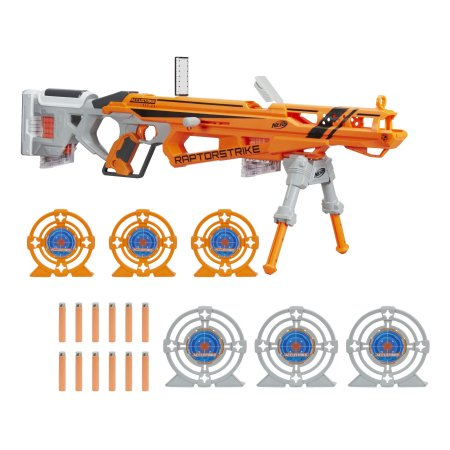 Normally $50, this Nerf gun is 30 percent off (Photo via Walmart)