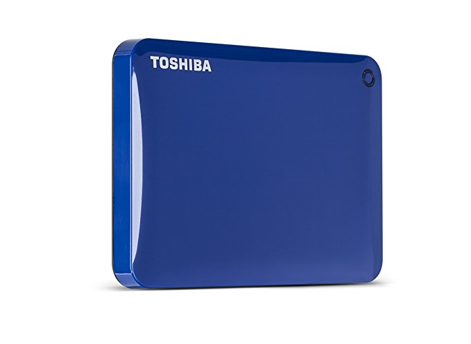 Normally $52, this #1 bestselling portable hard drive is 24 percent off today (Photo via Amazon)