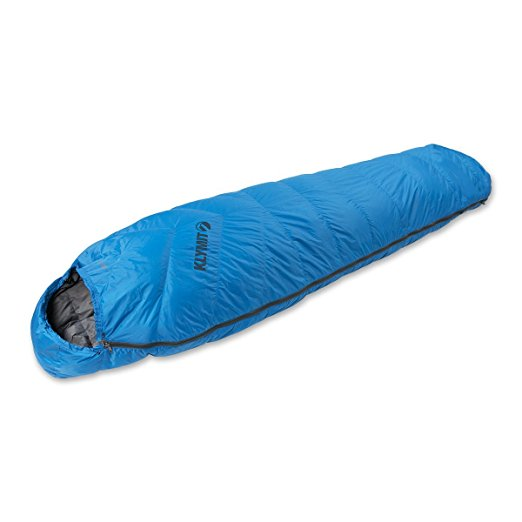 Normally $200, this sleeping bag is 42 percent off today (Photo via Amazon)