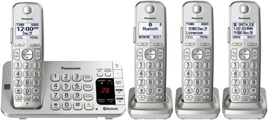 Normally $130, this cordless phone set is 44 percent off today (Photo via Amazon)