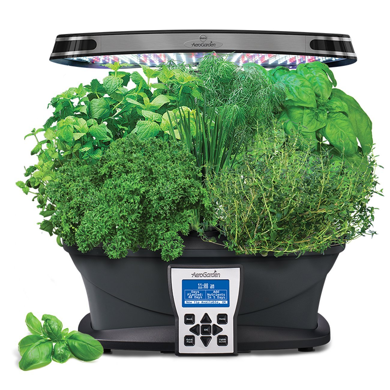 Normally $240, this indoor gardening unit is 42 percent off today (Photo via Amazon)