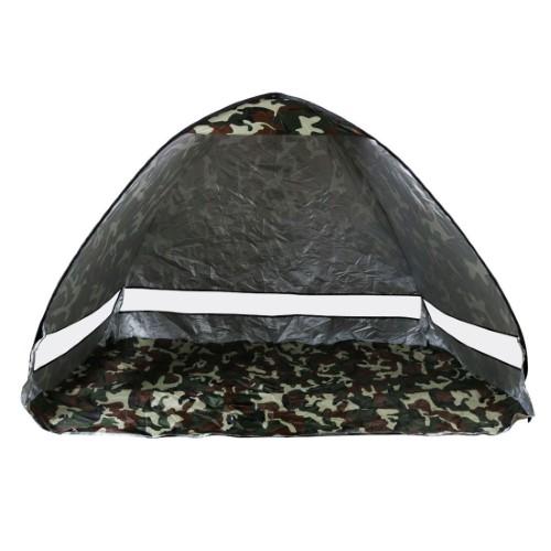 Normally $55, this portable cabana is 50 percent off (Photo via Jet.com)