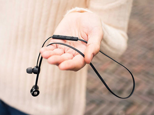 Normally $49, these wireless earbuds are 28 percent off