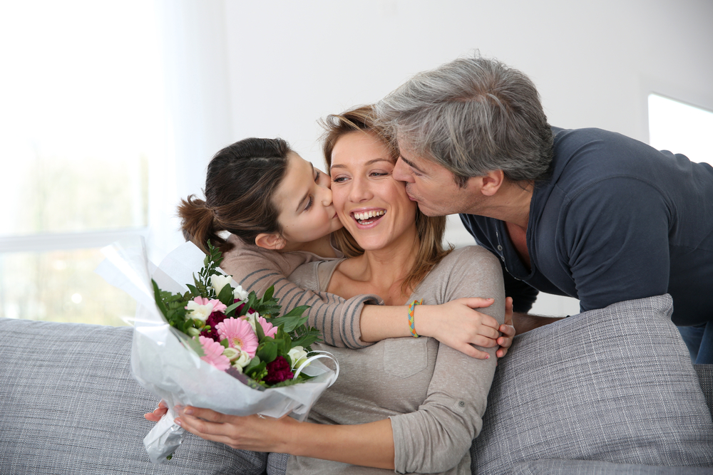 Mother's Day (Photo via Shutterstock)