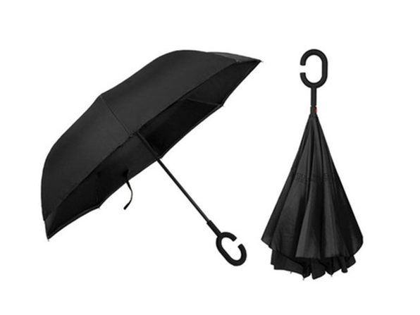 Normally $140, this 2-pack of smart umbrellas is 76 percent off