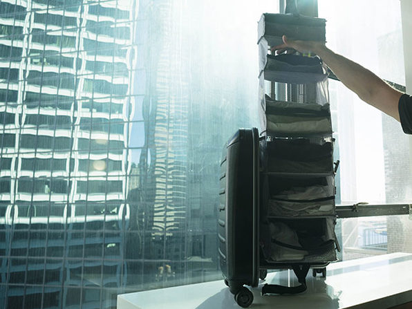 Normally $250, this carry-on bag is 32 percent off
