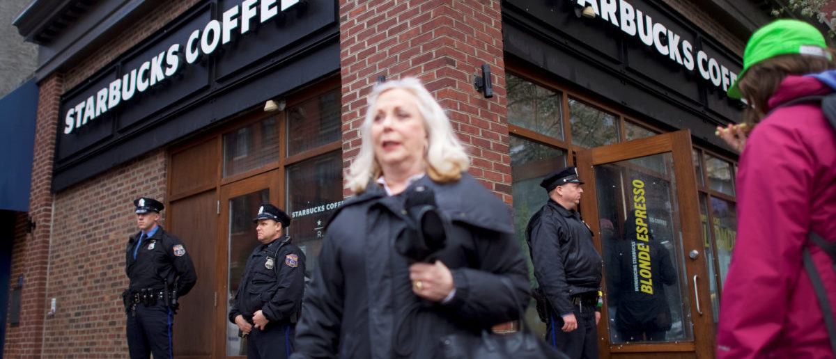 starbucks may implement special training the daily caller