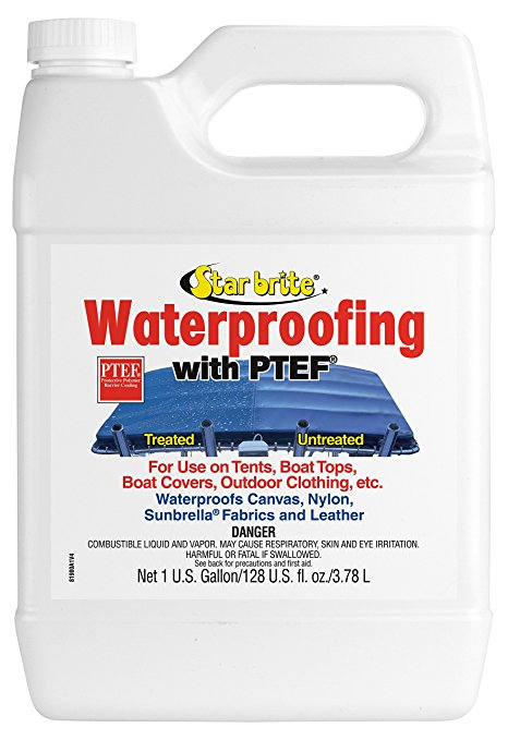 Normally $59, this waterproofing for tents, boats and more is 54 percent off today (Photo via Amazon)