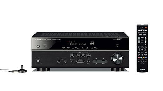 Normally $500, this Yamaha receiver is 36 percent off (Photo via Amazon)