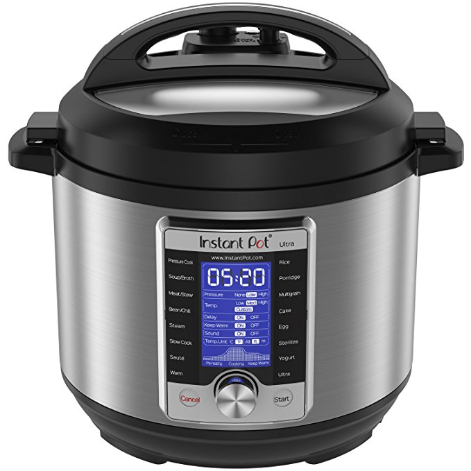 Normally $150, this 6-quart version of the Instant Pot Ultra is 33 percent off (Photo via Amazon)
