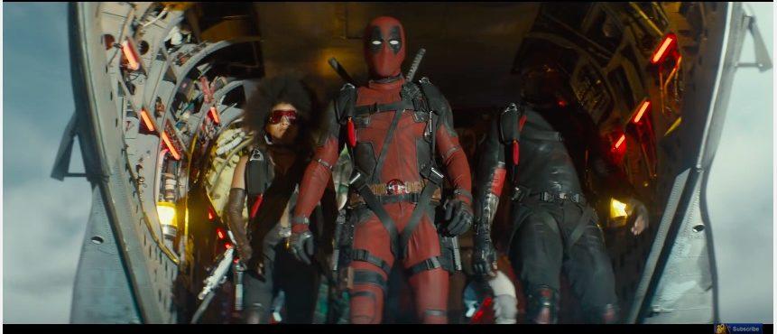 Deadpool (Photo: YouTube Screenshot)