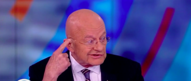 Former DNI James Clapper gives his excuse as to why he lied to the Senate Intelligence Committee. ABC/Screenshot | James Clapper: Kim Jong Un Met His Match