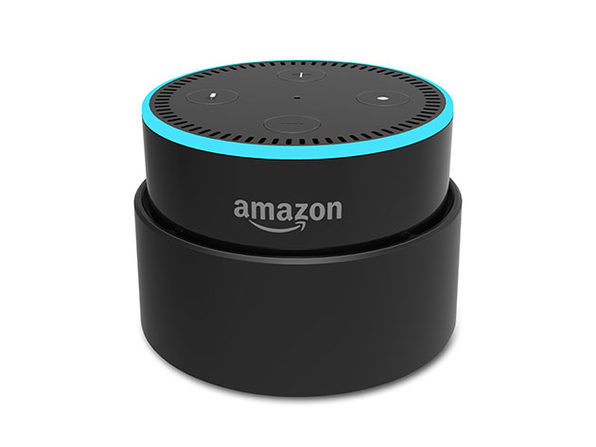 Normally $40, this Echo Dot case is 32 percent off