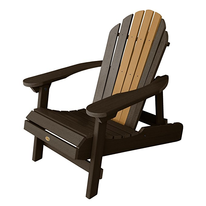 Normally $350, this Adirondack chair is 29 percent off today (Photo via Amazon)