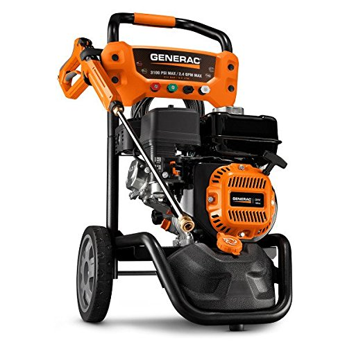 Normally $430, this pressure washer is 31 percent off today (Photo via Amazon)