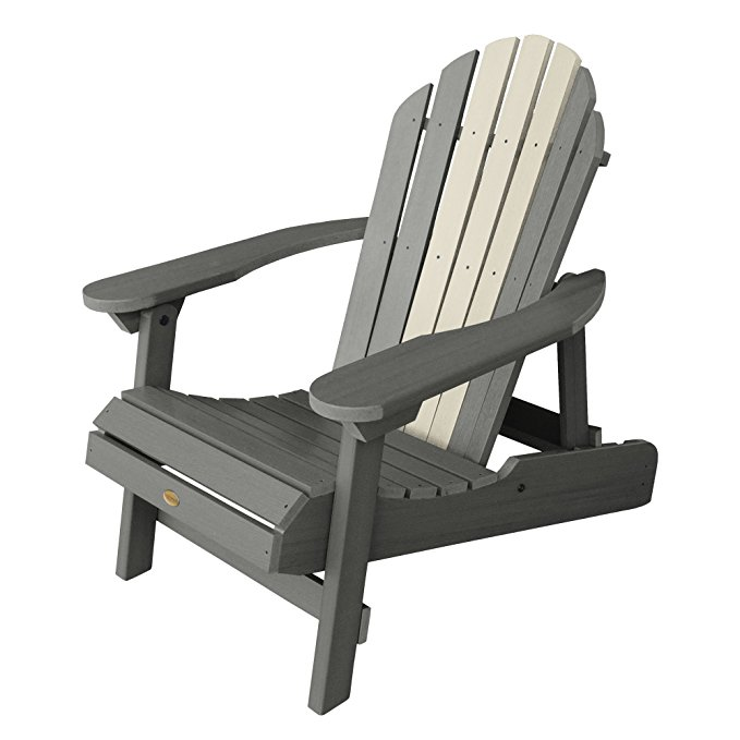 Normally $420, this Adirondack chair is 41 percent off today (Photo via Amazon)
