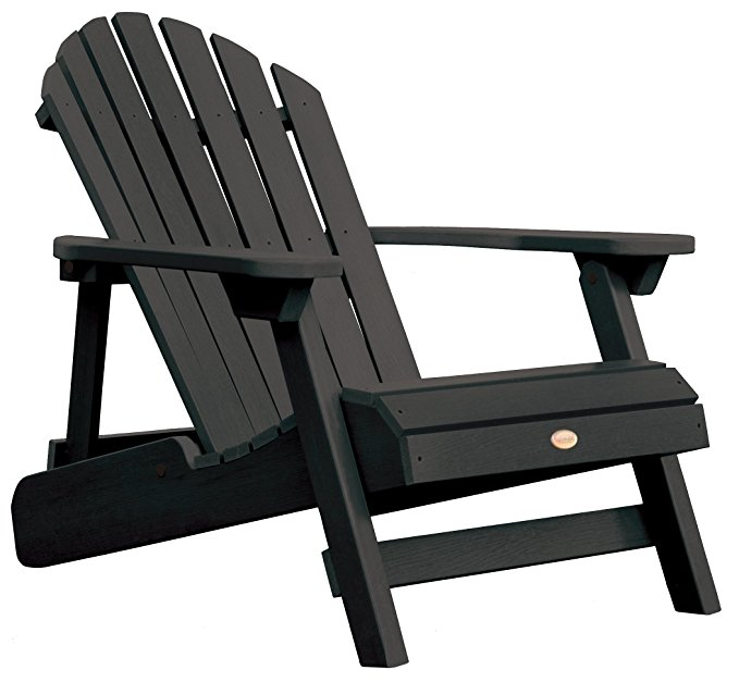 Normally $400, this Adirondack chair is 50 percent off today (Photo via Amazon)