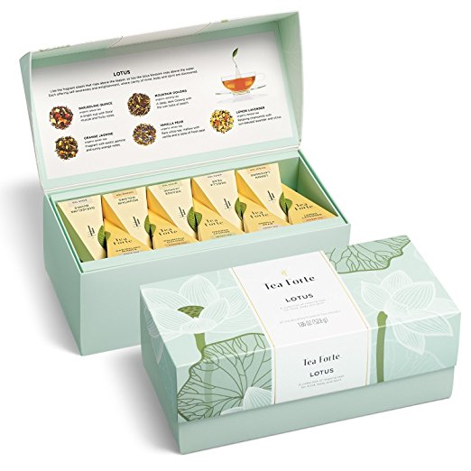 Normally $30, this tea infuser box set is 37 percent off today (Photo via Amazon)