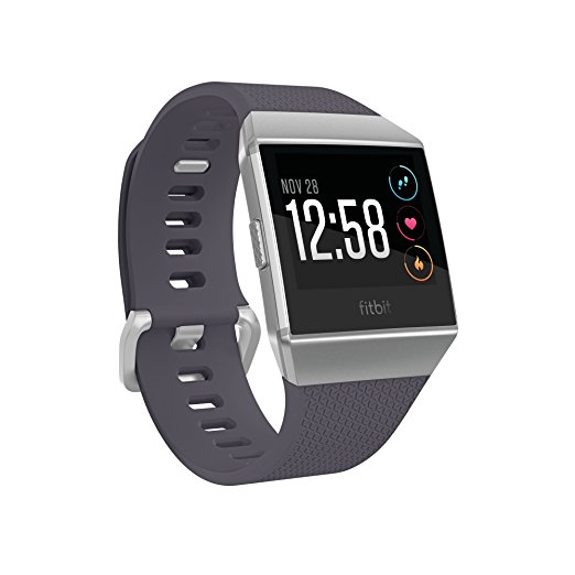 Normally $300, the Fitbit Ionic smartwatch is $50 off (Photo via Amazon)