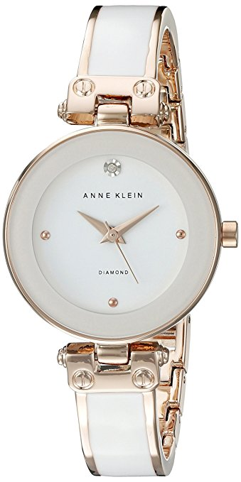 Normally $75, this diamond dial watch is 53 percent off today (Photo via Amazon)