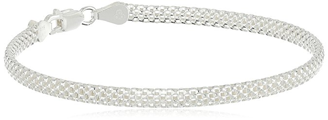 Normally $42, this mesh chain bracelet is 70 percent off today (Photo via Amazon)