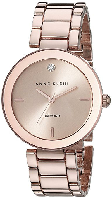 Normally $75, this bracelet watch is 48 percent off today (Photo via Amazon)