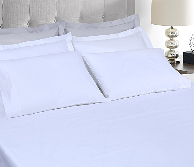 Normally $126, the queen-size set of these sheets is 74 percent off today (Photo via Amazon)