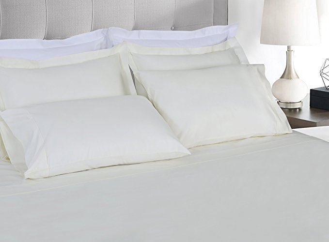 Normally $176, the queen-size set of this sheet set is 45 percent off today (Photo via Amazon)