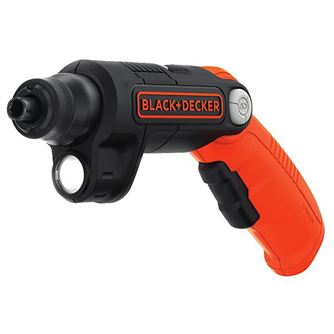 Normally $20, this cordless screwdriver is 40 percent off today (Photo via Amazon)